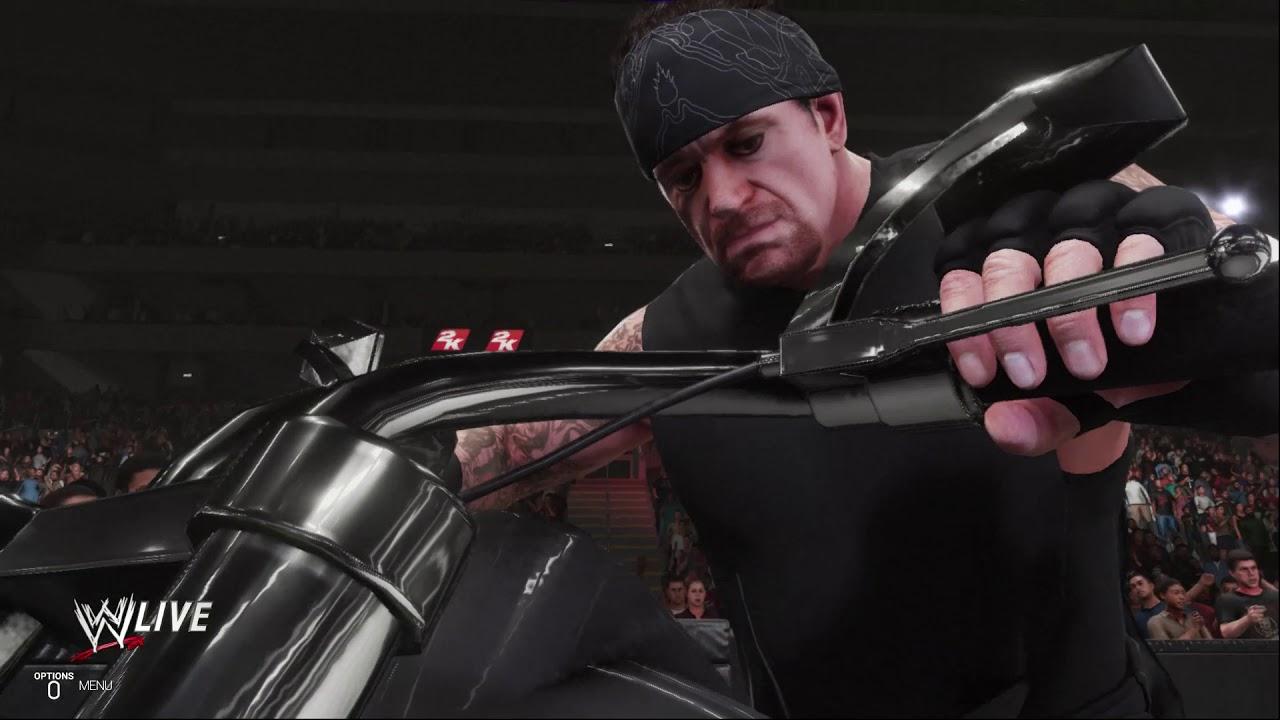 WWE 2K19: UNDERTAKER '02 (AMERICAN BAD ASS) Official
