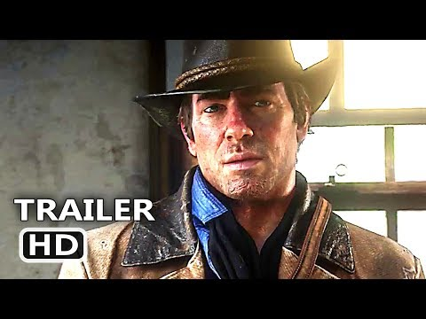 Red Dead Redemption 2 - NEW GAMEPLAY Blockbuster Game HD