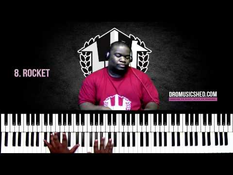 BEYONCE - ROCKET (Piano Cover) HD