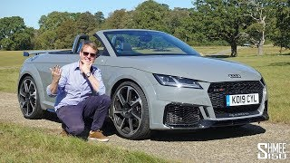 Is the Audi TT RS Roadster Worth the Money?