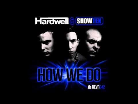 Hardwell & Showtek - How We Do (Merzo Remix)