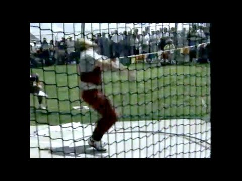 Balázs Kiss - Men's Hammer - 1994 NCAA Outdoor Track And Field Championships