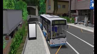 OMSI 2 | Réseau Spinal'Bus W.I.P | Test Ligne 6 ALLER