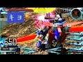 【キヨ・圧倒的大将!!!】大将 ☆15 ガンダムAGE-FX【高画質 EXVSMBON 機動戦士…