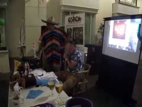 Mexican BINGO Fiesta at the Market Bistro for the GSPCA in Guernsey