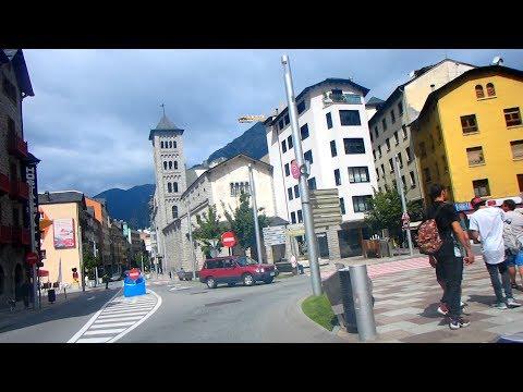 Andorra ❤ НАМ ПОДАРИЛИ ДЕНЬГИ//ВОТ ТАК ПРОШЕЛ ПЕРВЫЙ ДЕНЬ