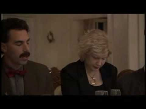 Borat dinner prayer scene from YouTube · Duration:  1 minutes 37 seconds