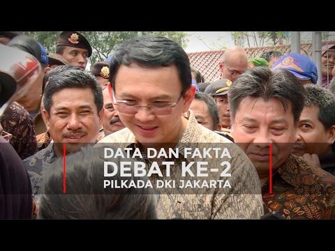 Data dan Fakta Debat Ke-2 Pilkada DKI Jakarta - News Or Hoax
