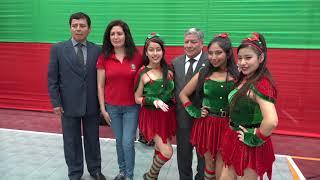Tema:Feliz Navidad San Marcos