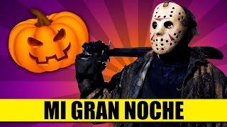 Mi Gran Noche (Versión Halloween) | PARODIA | QueParió!