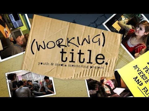 Working Title (2012) - Youth & Media Mentoring Project - Channel 31 Melbourne