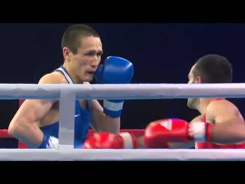 Boxing Korotkov International Tournament 52kg Final Kamran Melikov AZE-Lozhnikov Artur RUS