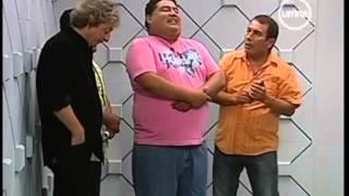 EL ESPECIAL DEL HUMOR 23/02/13 - EN EL ASCENSOR CON PELO D'AMBROSIO (6/8)