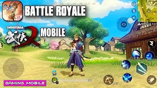Operation Stormy Island - Battle Royale Like Swordsman X (Android/IOS Gameplay)