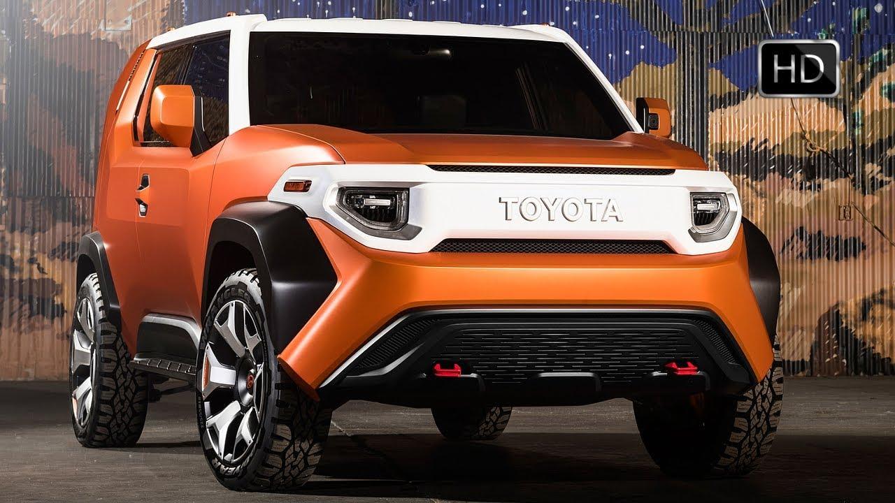 Toyota Ft 4X >> 2018 Toyota Ft 4x Concept Suv Exterior Interior Design Hd