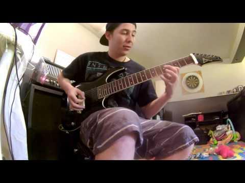 Carboniferous - Extra Menthol (guitar playthrough)