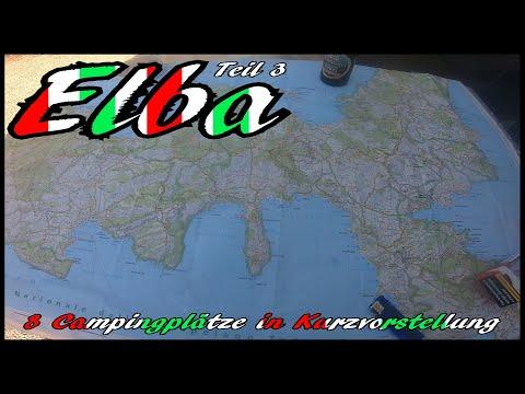 Elba 8 Campingplätze,