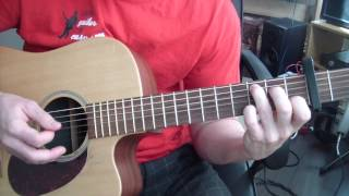 Donovan - Catch The Wind - Guitar Tutorial (JUST LIKE THE ORIGINAL RECORDING!)