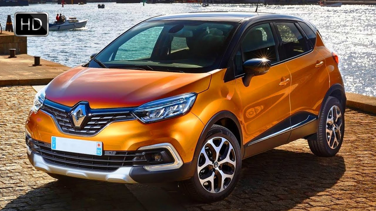 2017 renault captur crossover facelift exterior interior design hd youtube. Black Bedroom Furniture Sets. Home Design Ideas