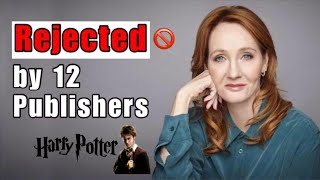 The Motivational Success Story of Harry Potter author J.K. ROWLING - from Rejection to Success