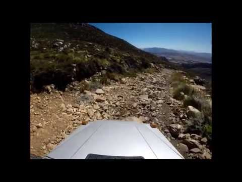 4x4 Matroosberg Private Nature Reserve South Africa