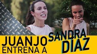 🏋️♀️ CIRCUITO FITNESS de Sandra Díaz con nuestro entrenador personal Juanjo Martín