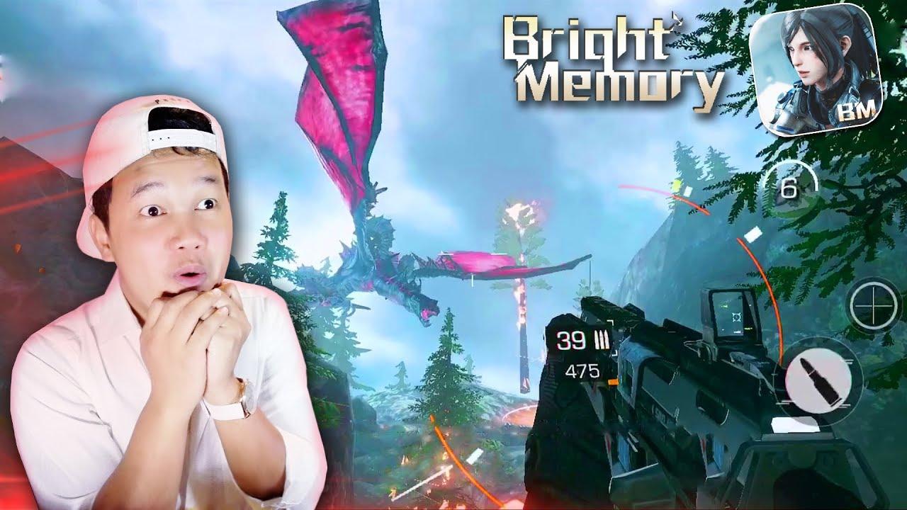 មិននឹកស្មានហ្គេមដ៏អស្ចារ្យនេះមានលើទួរស័ព្ទ - Bright Memory Mobile Game