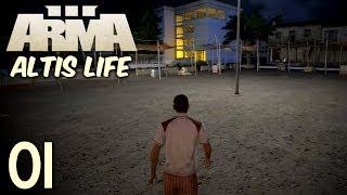 Arma 3 Altis Life | #01 | Was haltet ihr davon? [Deutsch/HD]