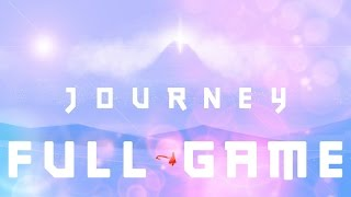 Journey Walkthrough Gameplay FULL GAME (PS4) No Commentary