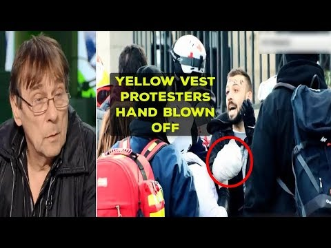 France: Yellow Vest protests turn violent in Nantes & Lyon