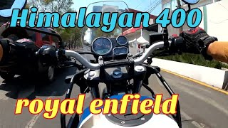ROYAL ENFIELD // HIMALAYAN 400 VALE LA PENA ???