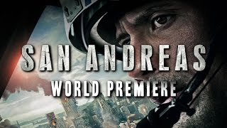 San Andreas | World Premiere | Dwayne Johnson