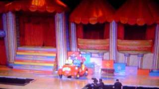 The WIGGLES Toot toot chugga chugga big red car