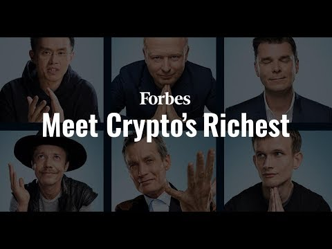 Forbes Richest People In Cryptocurrencies   Crypto Corner