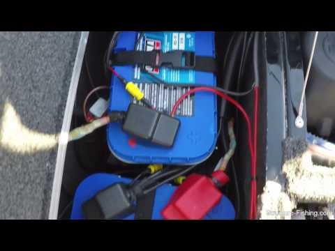Alumacraft Competitor 205 Tiller   Rigging   Electrical Power Distribution   Part Two
