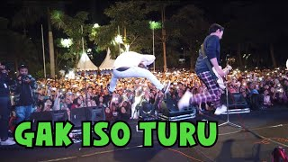 Download lagu GAK ISO TURU (LEPAS GITAR)