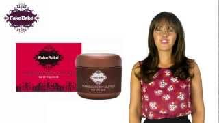 Fake Bake - How to apply Body Butter Thumbnail