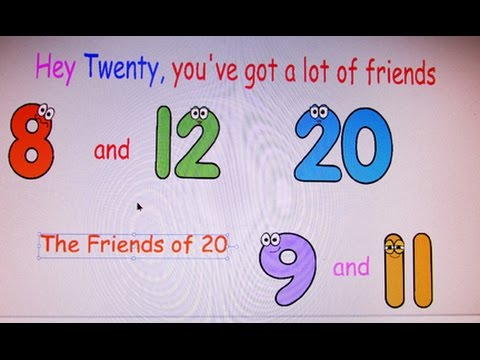 Hey 20, you've got a lot of friends (The Friends of 20)