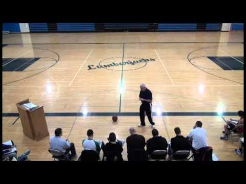 Jerry Krause - Principles for YOUR Zone Offense