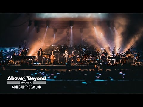 Above & Beyond Acoustic - Good For Me feat. Zoë Johnston  (Live At The Hollywood Bowl) 4K