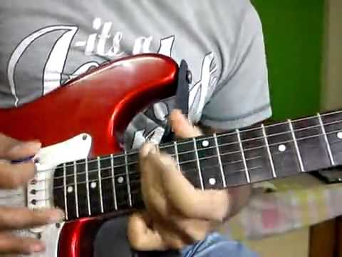 Joker And The Thief Wolfmother Guitar Chords Tutorial Youtube