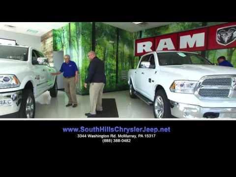 South Hills Chrysler Dodge Jeep RAM February RAM Offer 2016