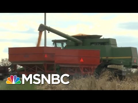 Nebraska Farmers Feeling Impact Of President Donald Trump's