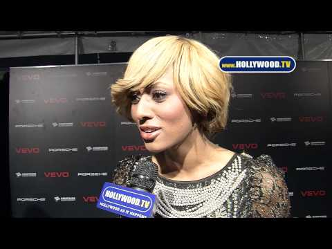 Keri Hilson VEVO Event With Ne Yo And Friends at The Avalon 112110 YT