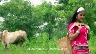 缅甸佤邦佤族歌手  尼利  《佤山 我们永远的家园》 超清