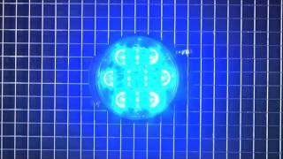 par 36 3 watt led emergency light by 911 signal usa