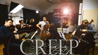 Creep by Radiohead, arranged and performed live on cello, piano, an...