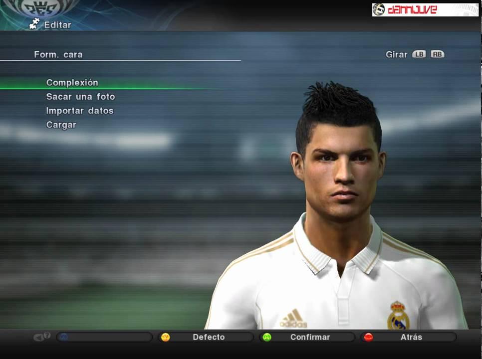 PES 2011 - Cristiano Ronaldo - Nike Mercurial Vapor