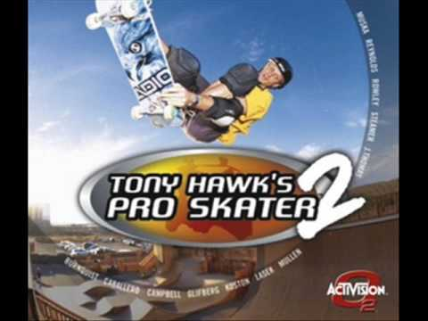tony hawk's pro skater 3 soundtrack -17 rollins band - what's the matter man.