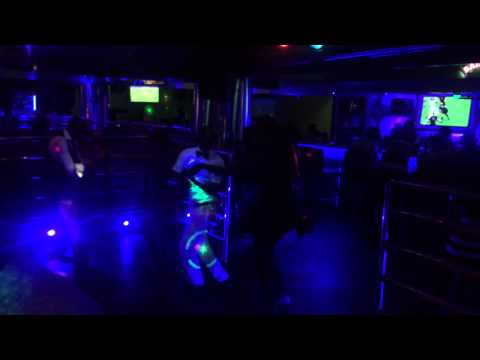 Salsa dancers at Club Signature Kisumu ...Karaoke Night Every Tuesday